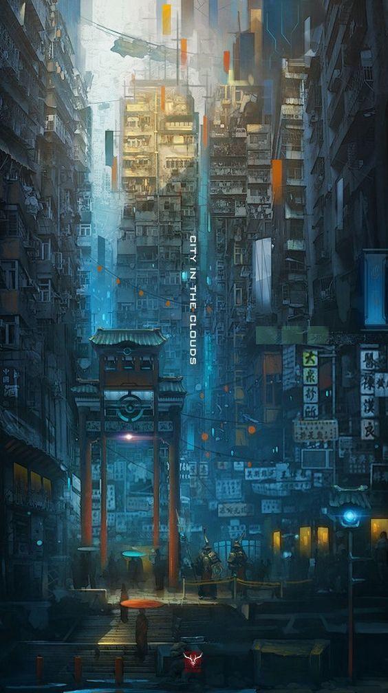 Ghost in the Shell солнечным днем Япония, Призрак в доспехах, Токио, Неяркость, Длиннопост, Мотоко Кусанаги