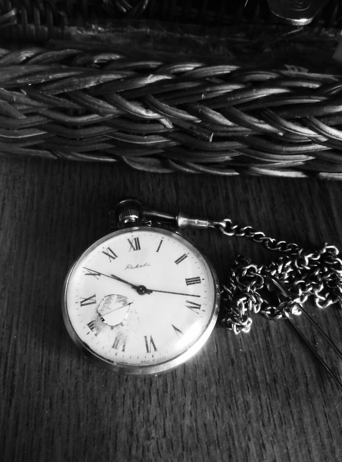 Любимые часы деда
