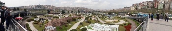 Миниатюрк - парк миниатюр в Стамбуле Котомафия, Длиннопост, Стамбул, Парк, Парк миниатюр, Миниатюра
