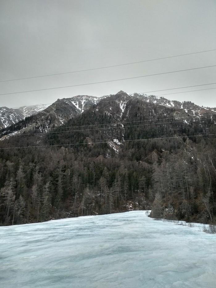 Горы горы горы Природа России, Красота природы, Горы, Длиннопост