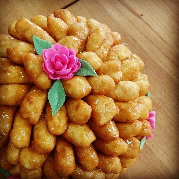 Национальный татарский десерт Чак-Чак Татарстан, Чак чак, Фотография, Длиннопост