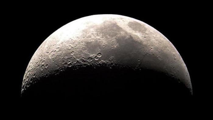 Влияние Луны на развитие жизни на Земле сильно преувеличено Луна, Космос, Астрономия