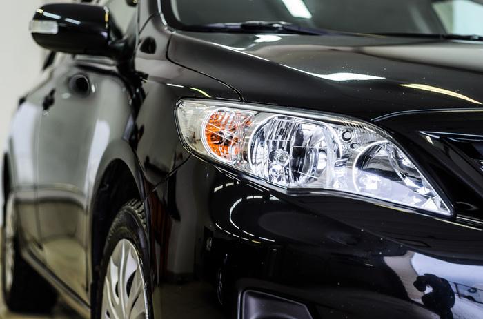 Toyota Corolla. Полировка кузова. Детейлинг, Полировка, Жидкое стекло, Керамика, Длиннопост