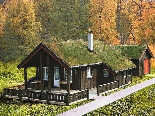 Зачем на домах делают травяную крышу? Фарерские острова, Длиннопост, Дом, Крыша, Трава