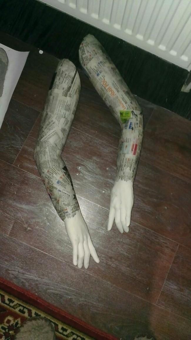 Портретная кукла в человеческий рост. Процесс выполнения работы. Рукоделие с процессом, Интерьерная кукла, Длиннопост, Нонна Мордюкова, Женитьба Бальзаминова, Кукла