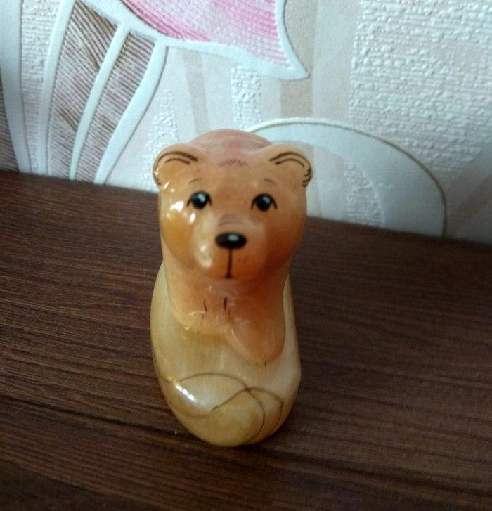Пермский мишка. Медведь, Коллекция, Обмен подарками, Отчет по обмену подарками, Длиннопост