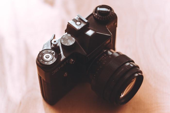 ЗЕНИТ - ЕТ Фотография, Зенит, Камера, Начинающий фотограф, Раритет