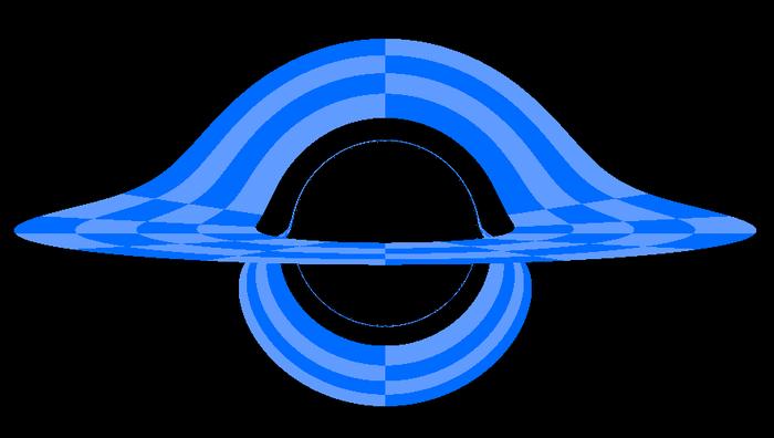 Что именно изображено на фотке чёрной дыры? Космос, Наука, Черная дыра, Длиннопост