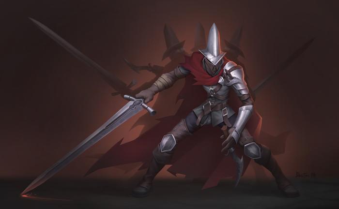 Dark Souls 3 Abyss watchers Dark Souls, Dark Souls 3, Хранители бездны, Игры, Арт