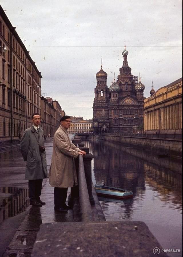 Церковь Воскресения Иисуса Христа, 1963 СССР