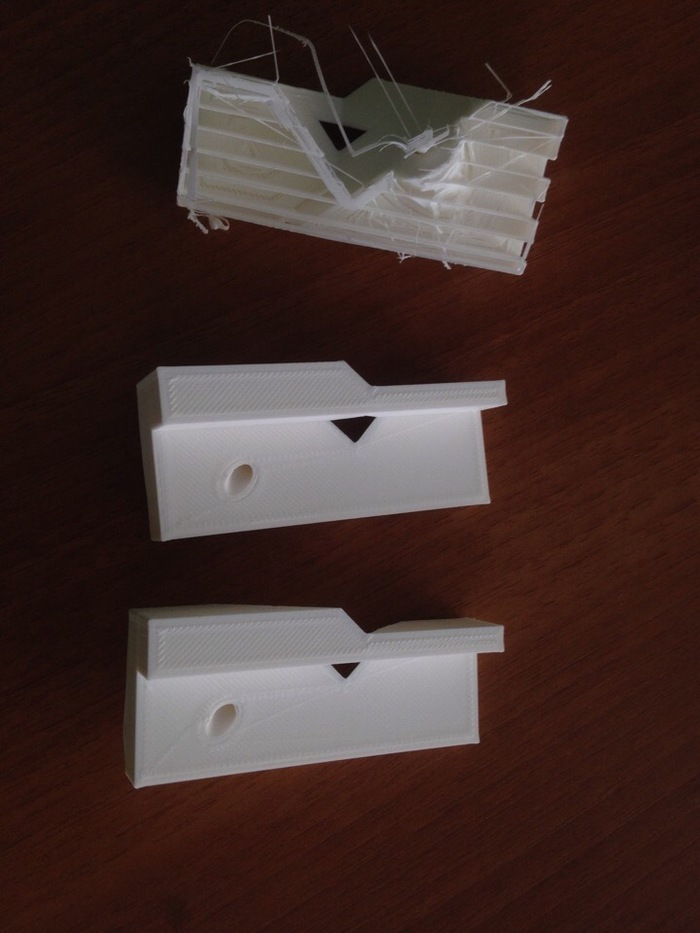 Рубаночек для снятия фасок с напечатанных моделей Моделизм, 3D печать, Длиннопост