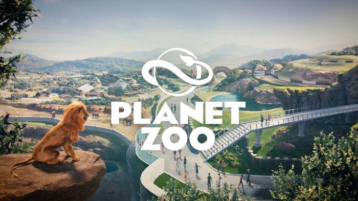 """Игра """"Planet Zoo"""" - новый взгляд на управление зоопарком Valhall, Компьютерные игры, Steam, Копьютерные игры Steam, Королевская битва, Видео, Длиннопост"""