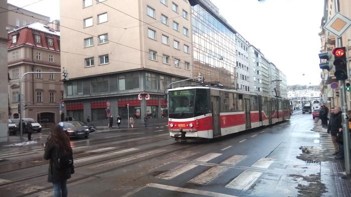 Немного транспорта Европы: Прага, Эйндховен Транспорт, Европа, Прага, Эйндховен, Длиннопост