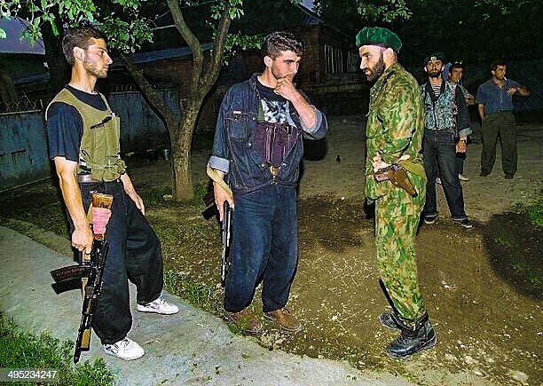 Законный министр из незаконных бандформирований Чечня, Россия, Бандформирования, Чеченские террористы