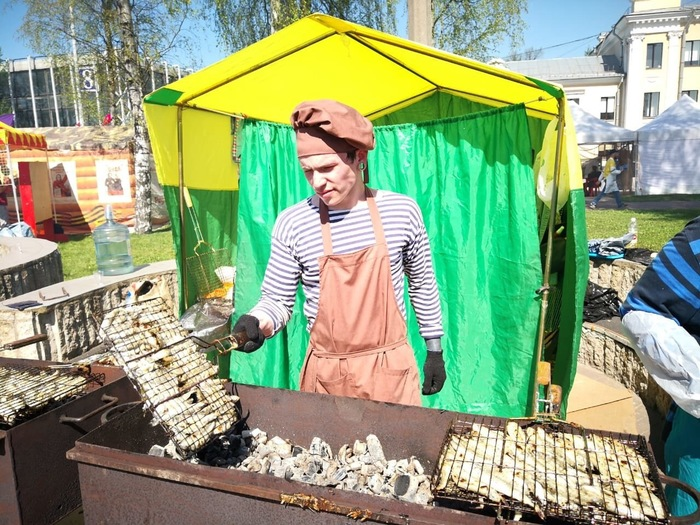 Фестиваль корюшки в Петербурге. Скоро и вкусно Корюшка, Фестиваль, Длиннопост