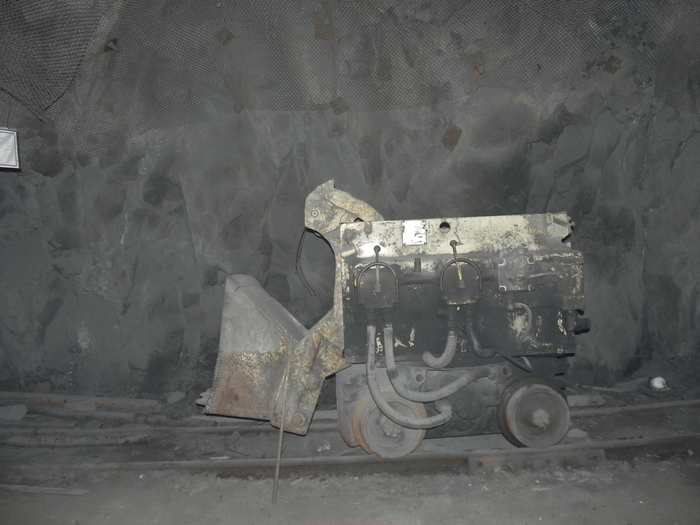 Серия работа геологом часть 5: республика Саха, месторождение Сарылах Природа, Якутия, Подземелье, Геология, Длиннопост