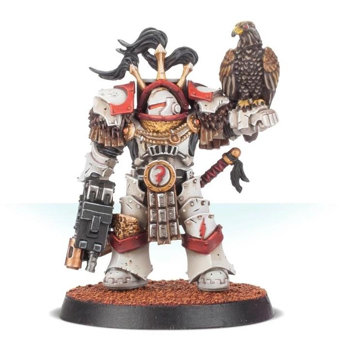 Золотой и эбеновый кэшик. Warhammer 30k, Horus Heresy, White Scars, Wh back, Длиннопост