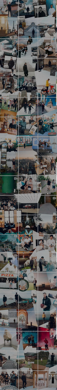 У чувака реально круто оформлен инстаграм Instagram, Оформление, Парни, Фотограф, Длиннопост, Коллаж
