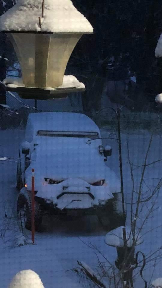 Кто-то крайне недоволен погодой