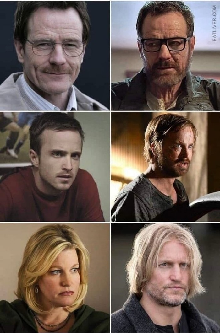 Борода меняет человека