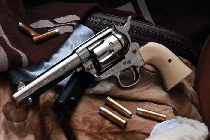 CAS - Cowboy Action Shooting или немного о ковбойской стрельбе сегодня Оружие, Ковбои, Стрельба, Практическая стрельба, Видео, Длиннопост