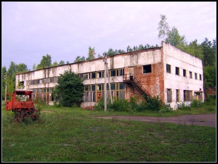 Здесь когда-то был колхоз «Авангард» Заброшенное, Колхоз, СССР, Длиннопост