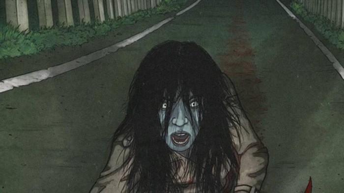 Самые страшные легенды Японии Городские легенды, Япония, Хоррор, Ужасы, Поверья, Призрак, Потустороннее, Длиннопост