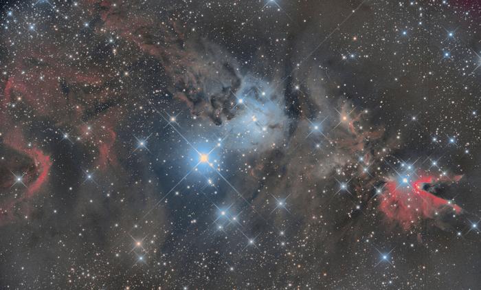 Звёздное небо и космос в картинках - Страница 20 1556741824185110094