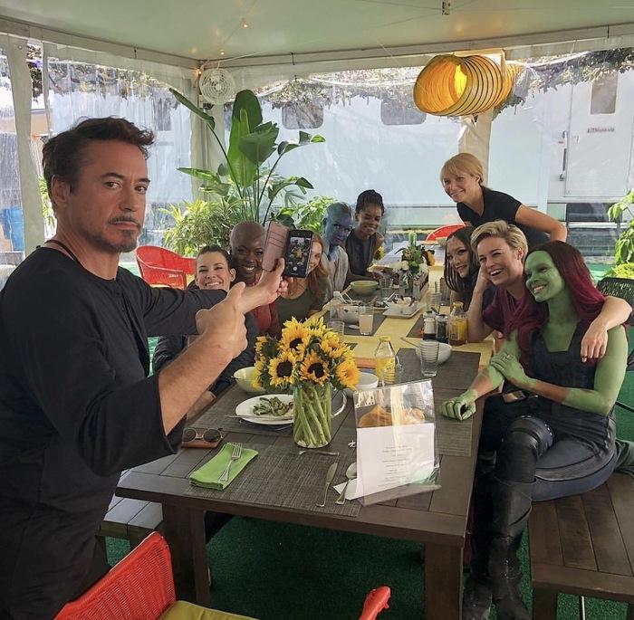 В малине ) Мстители, Мстители: Финал, Роберт Дауни Младший, Актеры, Marvel