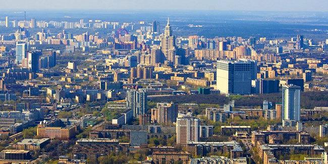 Куда сходить в Москве если ты бич? Посетить, Москву, Отпуск без денег