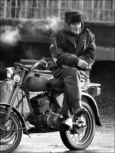 Логично... Мото, Мотоциклист, Байкеры