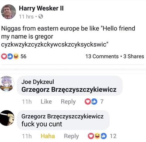 Идеальный пример (что-то на эльфийском) Восточная Европа, Имена, Юмор, Английский язык, Facebook