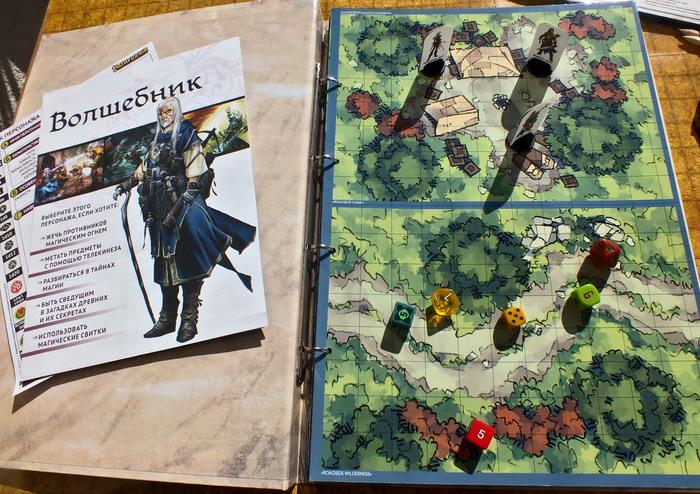 Комплект карт для Настольных Ролевых игр: D&D, Pathfinder, etc.. Своими руками, Настольные игры, Dungeons & Dragons, Pathfinder, Настольные ролевые игры, Длиннопост
