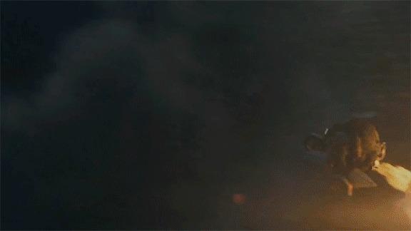 Почему не стоит играть с огнём и кто на самом деле сбил КН Игра престолов, Игра престолов 8 сезон, Мелисандра, Гарри Поттер, Спойлер, Король ночи, Юмор, Гифка, Видео