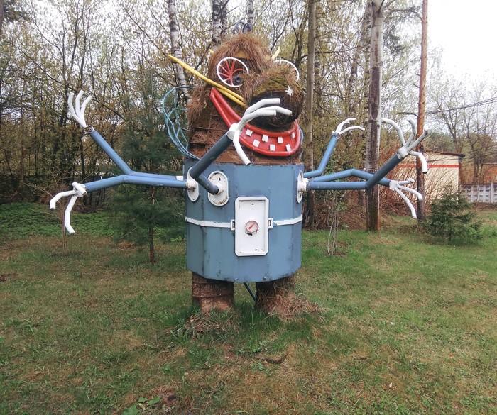 Громозека. Спонсор детских кошмаров Детская площадка, Страшно, Громозека, Тайна третьей планеты