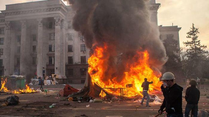 Пепел Одессы стучит в наши сердца Новороссия, Оккупация, Длиннопост