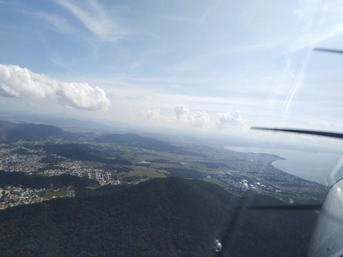 Немного красивых видов с высоты из далёких краёв Красота, Атлантический океан, Полёты на низкой высоте, Небо, Длиннопост