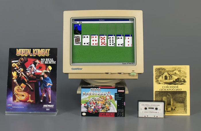Пасьянс от Microsoft и Mortal Kombat приняли в международный Зал славы видеоигр. Компьютерные игры, Зал славы, Игры, Microsoft, Пасьянс, Super Mario, Длиннопост