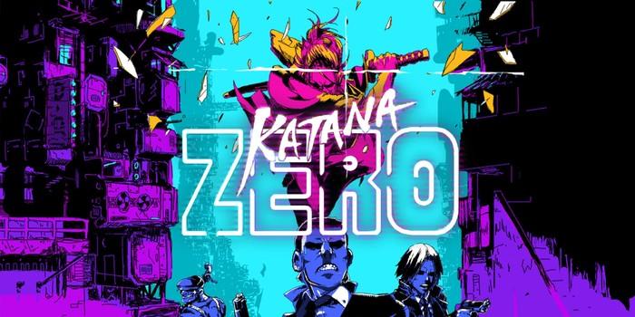 Katana Zero… Katana Zero, Компьютерные игры, Ic обзор, Длиннопост, Indie