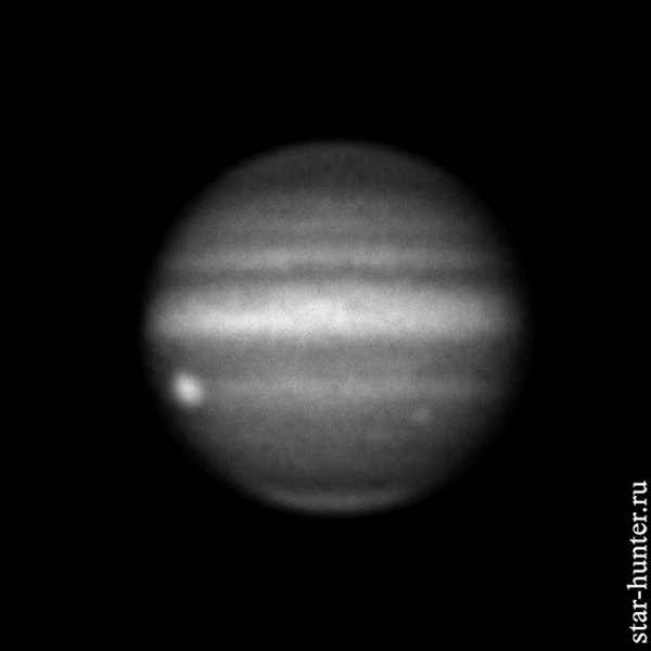 Юпитер, 4 мая 2019 года, 01:30 Юпитер, Астрофото, Астрономия, Космос, Starhunter, Анападвор