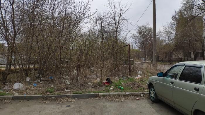 Немного уборки на Теплотехе Челябинск, Чистомен, Лига чистомена, Субботник, Уборка