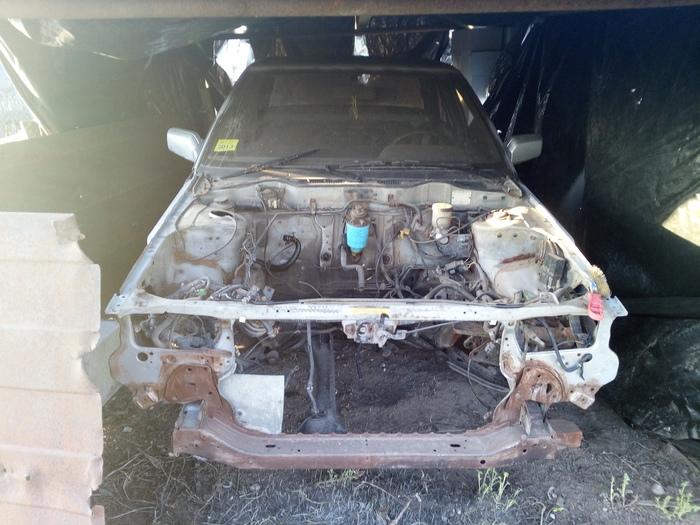 Восстановление Nissan Bluebird, часть 3 Авто, Nissan bluebird, Ремонт авто, Двигатель, Длиннопост
