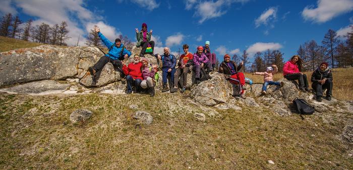 Бешеные контрасты отдыха на майские праздники Хакасия, Цветы, Активный отдых, Отдых на природе, Длиннопост