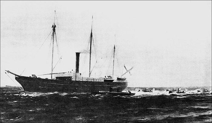 Почему торпеду называют торпедой, а торпедистов - минёрами Флот, Моряки, История, Оружие, Интересное, Длиннопост