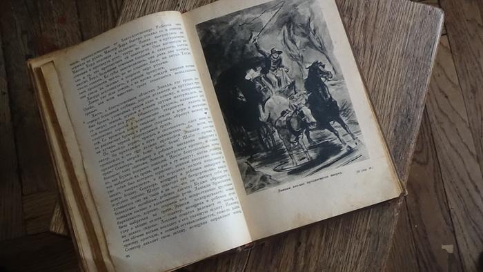 Удивительно, что она еще сохранилась Книги, Старая книга, Чтение, Литература, Искусство, Культура, Обзор книг, Длиннопост