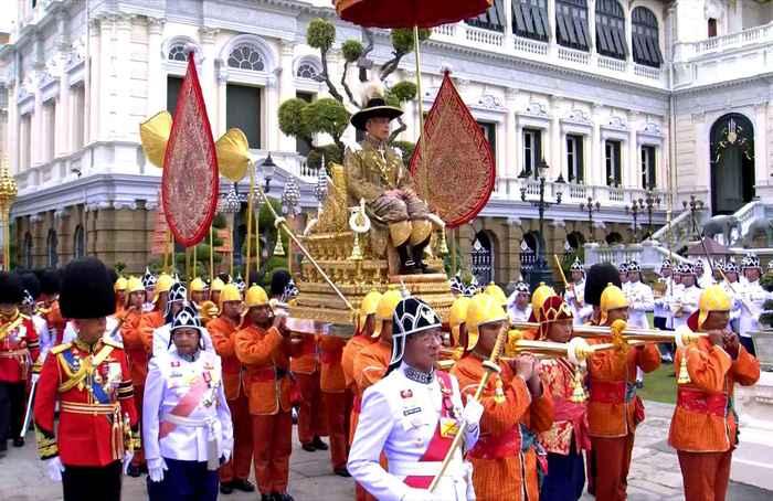 Персонализация власти Таиланд, Король, Власть, Власть и народ, Религия