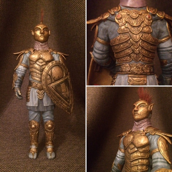 Ординатор из The Elder Scrolls III:Morrowind