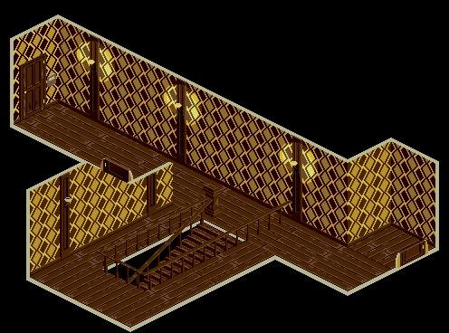 Новая версия старой комнаты