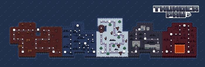 Приключение одного щеночка Пиксель, Игры, Platformer, Indie, Платформер, Инди игра, Гифка, Длиннопост