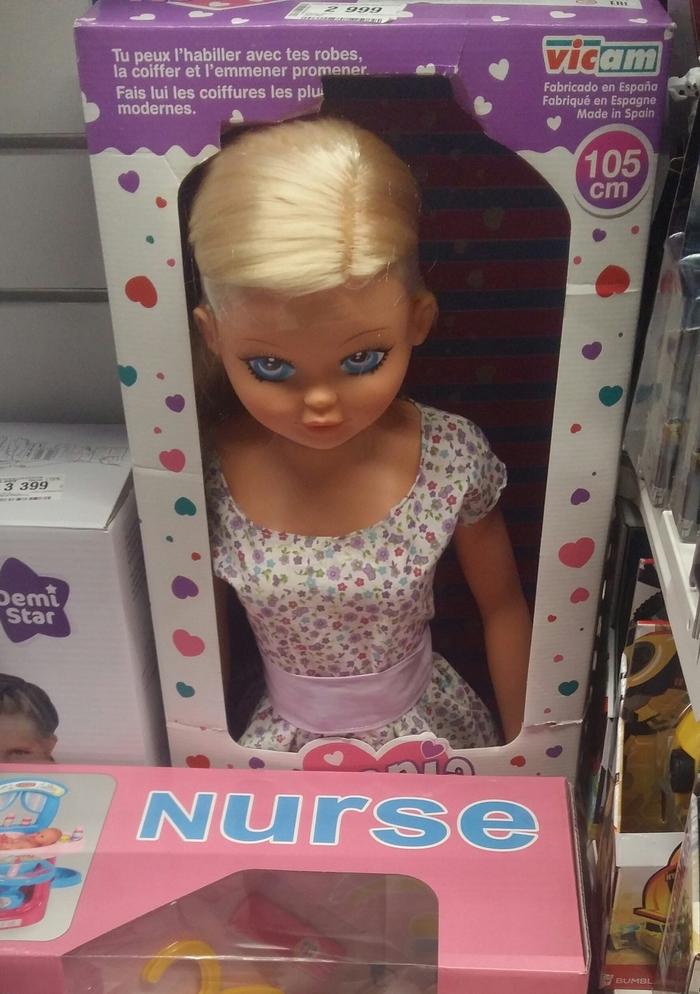 Невеста Чаки? Детский мир, Кукла, Ужасы нашего городка, Не смешно